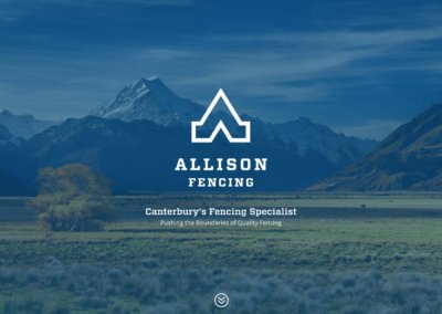 Allison Fencing website