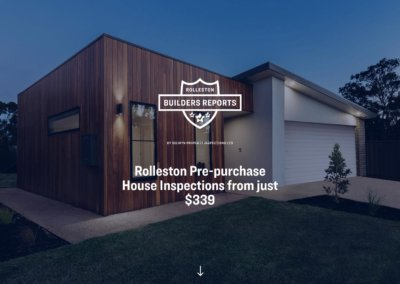Rolleston Builders Reports
